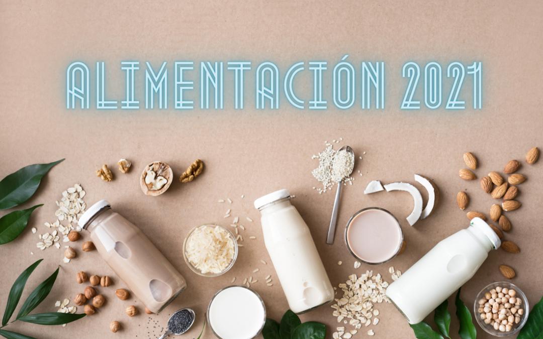 Tendencias en alimentación 2021